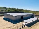 Nave industrial prefabricada ECORAPID  - 1700m2 Mariel (Cuba)