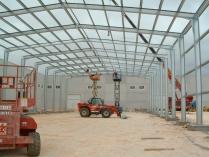 Nave modular taller ECORAPID. Turleque (Toledo). 1.200 m2