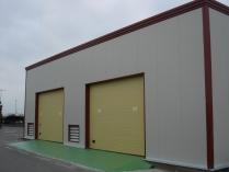 Nave ECORAPID taller. Utebo (Zaragoza) 150 m2