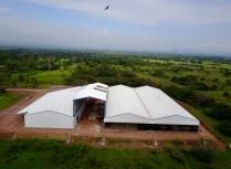 Naves industriales prefabricadas. 12.000m2 Acajutla (El Salvador)