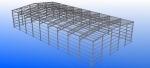 MECARAPID - Naves y hangares modulares metálicos de grandes luces