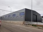 Nave prefabricada metálica ECORAPID - 2050m2 Tudela (Navarra)