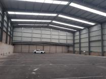 Nave industrial modular. 1000m2 Villamarchante (Valencia)