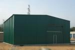 PLENAVE 15.6 para PLANTA DEPURADORA - Instalacion en Castell d'Aro, Gerona.