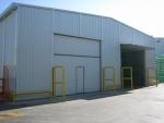 PLENAVE 17.6 instalada en Lanjaron GRANADA  - Intalación realizada para almacén de logistica.