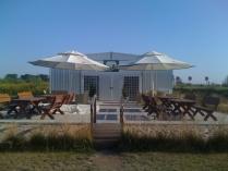 Nave plegable PLENAVE® 10.4 CAMPO DE GOLF en Polonia