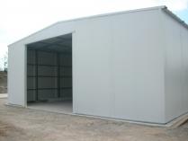 Almacén desmontable PLENAVE 12.5 en San Vicent de Raspeig (Alicante)