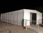 Nave industrial desmontable PLENAVE® - 240m2 Barajas (Madrid)