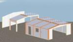 Estructure modular desmontable PLENAVE