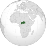 Nave industrial metálica - Republica Centroafricana