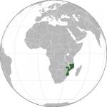 Nave plegable de acero - Mozambique
