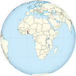 Nave industrial metálica ECORAPID - 200m2 Lomé (Togo)