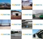 Nave desmontable modular ampliable  - PLENAVE
